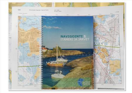 navigointi 1 kirja kartta
